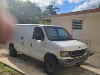 Ford, E-250 Van 1999, Fiesta Puerto Rico