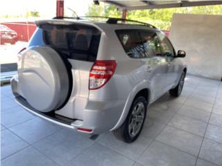Toyota Rav4 XLE Premium - Asientos en Piel  , Toyota Puerto Rico