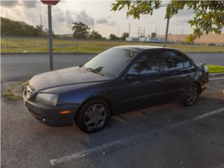 Hyundai, Elantra 2005, Accent Puerto Rico
