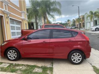Hyundai, Accent 2013  Puerto Rico