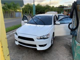 Mitsubishi Puerto Rico Mitsubishi, Lancer 2010