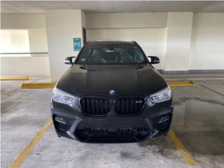 BMW X4M Competition Black on Black , BMW Puerto Rico