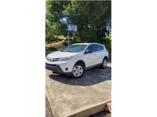 Toyota, Rav4 2013, Rav4 Puerto Rico