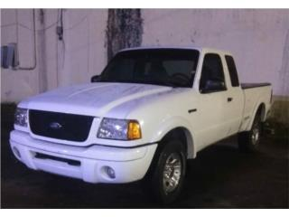 Ford Puerto Rico Ford, Ranger 2001