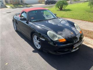 Porsche, Boxster 2002  Puerto Rico