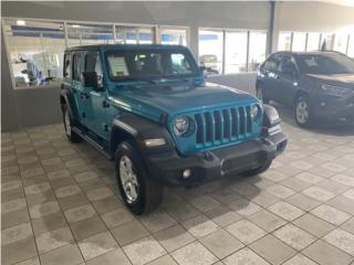 Jeep, Wrangler 2020, Equipo Construccion Puerto Rico