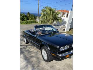 BMW Puerto Rico BMW, BMW 325 1987