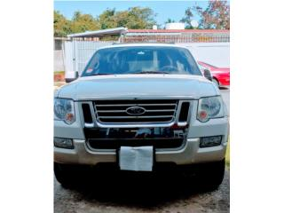 FORD EXPLORER 2015 , Ford Puerto Rico