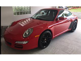 Porsche, Porsche 911 2007, Macan Puerto Rico