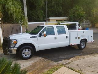 Ford, F-250 Pick Up 2013  Puerto Rico
