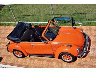 Volkswagen Puerto Rico Volkswagen, Beetle 1973