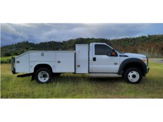 Ford, F-500 series 2012  Puerto Rico