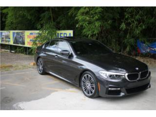 BMW Puerto Rico BMW, BMW 540 2018