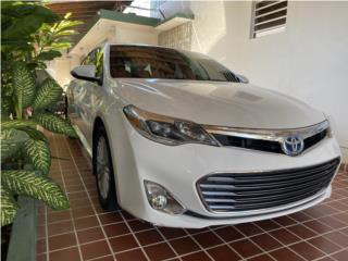 Toyota, Avalon 2013  Puerto Rico