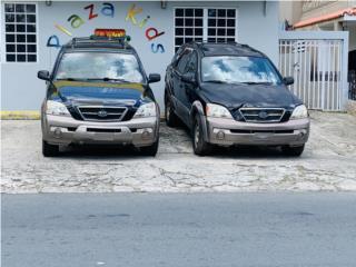 Kia Puerto Rico Kia, Sorento 2003