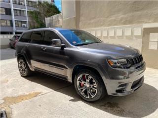 Jeep Grand Cherokee overland 2020 con 7k mill , Jeep Puerto Rico