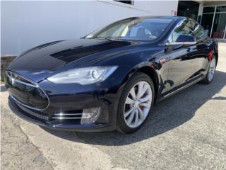 Tesla Puerto Rico Tesla, Model S 2014