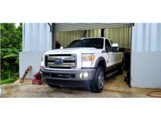 Ford Puerto Rico Ford, F-350 Pick Up 2012