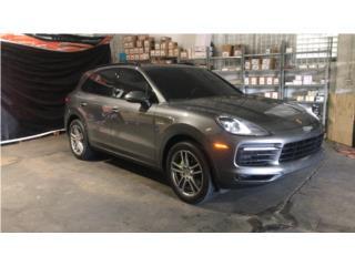 Porsche Puerto Rico Porsche, Cayenne 2020