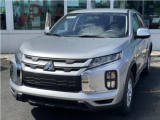 Mitsubishi, Mitsubishi ASX 2022, Outlander Puerto Rico