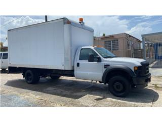 Ford Puerto Rico Ford, F-500 series 2008
