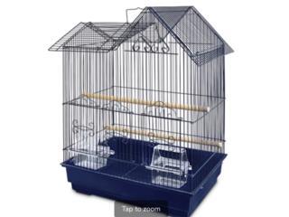 Jaula para pájaros pequeños  Puerto Rico
