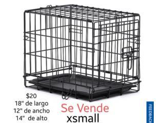 Jaula Xsmall Puerto Rico