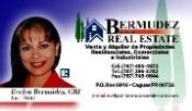 BERMUDEZ & Assoc. REAL ESTATE