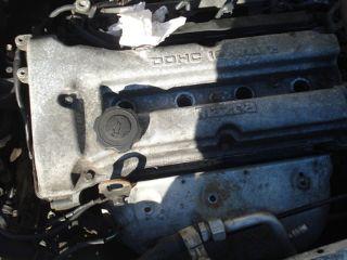 Motor- Mazda protege Puerto Rico JUNKER 3000