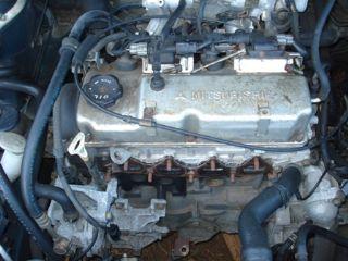 Motor - Mitsubishi lancer 2002  1.6 Puerto Rico JUNKER 3000