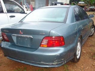 Mitsubishi Galant 2000 Puerto Rico JUNKER 3000
