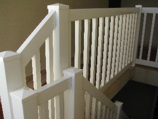 Railing PVC, Steel and Pipes Puerto Rico