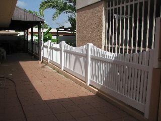 Carolina Puerto Rico Calentadores de Agua, Verja PVC
