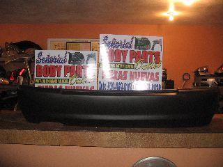 BUMPER CORTO JAPONES TRASERO TECHNICA 97-02 Puerto Rico La Villa Body Parts, Corp.