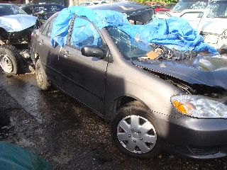 TOYOTA COROLLA 2003 Puerto Rico JUNKER CANDELARIA