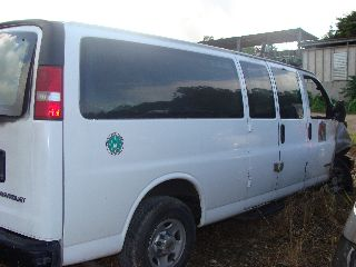 chevrolet express 2005 Puerto Rico JUNKER CANDELARIA