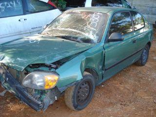 Hyundai Brio  2005  1.5 Puerto Rico JUNKER 3000