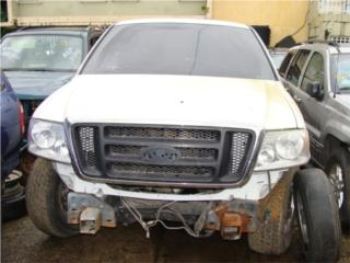 ford f150  2005 Puerto Rico JUNKER CANDELARIA