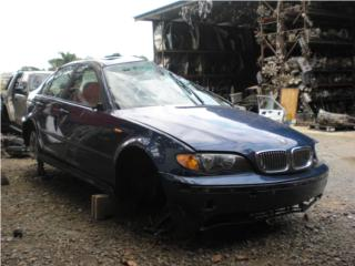 BMW 325i   Puerto Rico JUNKER FITTIPALDI