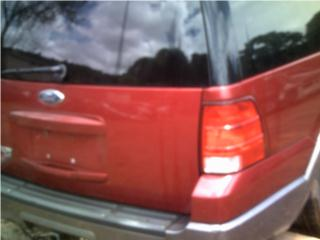 FORD EXPEDITION  2008 Puerto Rico JUNKER CORREA