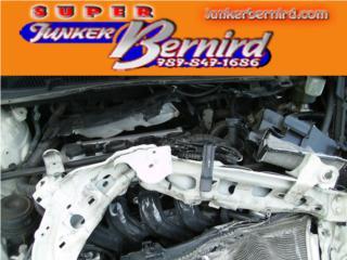 8240 TOYOTA YARIS 2007 MOTOR OEM Puerto Rico JUNKER BERNIRD