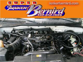 8239 FORD EXPLORER 2002 FLOWMETER OEM Puerto Rico JUNKER BERNIRD