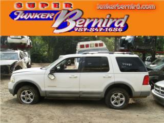 8239 FORD EXPLORER 2002 PANEL IZQ TRAS OEM Puerto Rico JUNKER BERNIRD