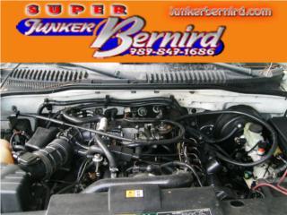 8239 FORD EXPLORER 2002 TRANSMISION OEM Puerto Rico JUNKER BERNIRD
