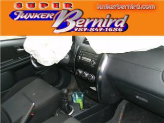 8238 SUZUKI SX4 2008 RADIO OEM Puerto Rico JUNKER BERNIRD