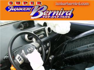 8237 SCION XA 2006 RADIO OEM Puerto Rico JUNKER BERNIRD