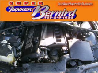 8245 BMW 3 SERIES 2002 DIFERENCIAL TRAS OEM Puerto Rico JUNKER BERNIRD