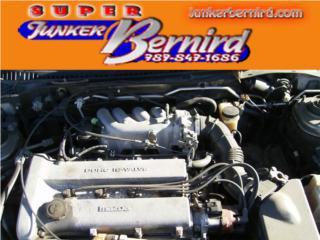 8241 MAZDA PROTEGE 1997 MOTOR OEM Puerto Rico JUNKER BERNIRD
