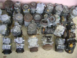 Compresores aire Acondicionado de Autos Puerto Rico Junker Most Wanted