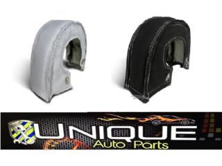 Turbochager Blanket TO3 /TO4 Negro & Gris Puerto Rico UNIQUE AUTO PARTS